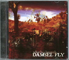 CD Damsel Fly - What Lies Beneath