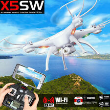 Syma X5SW Explorers RC Quadcopter Drone mit Caméra WIFI FPV Android IOS iphone