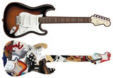 Jigsaw puzzle Entertainment Fender Stratocaster 2 sided 600 piece freeform NEW