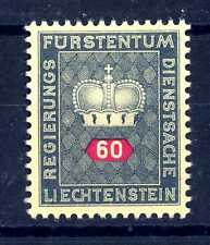 LIECHTENSTEIN - 1950 - Segnatasse. ABA498