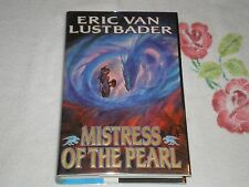 Mistress of the Pearl by Eric Van Lustbader     **Signed**