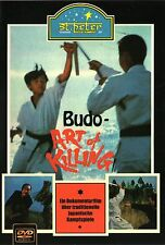 Budo - The Art of Killing , DVD Region2 , uncut , new & sealed