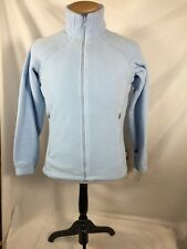 Columbia Women's Small Baby Blue Fleece Jacket Vertex Interchange Core