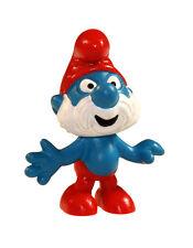 Les Schtroumpfs figurine Grand Schtroumpf 6 cm Smurfs Papa 21000