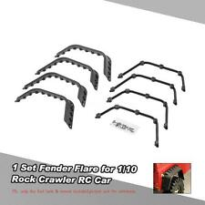1 Set Fender Flare for 1/10 AXIAL SCX10 D90 D110 Rock Crawler RC Car J8S5