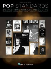 Pop Standards Sheet Music Piano Vocal Guitar SongBook NEW 000312653