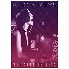 Vh1 Storytellers (DVD/CD), New DVD, Alicia Keys, Lee Rolontz, Rick Krim, Bill Fl