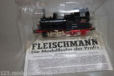 Fleischmann 82 6350 Dampflok Baureihe 89 7462 DB DSS 50 Jahre H0