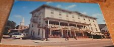 New Jersey NJ Lambertville House Postcard Old Vintage Inn Unused