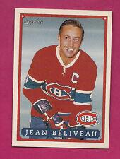 RARE 1992-93 OPC # 14 CANADIENS JEAN BELIVEAU FANFEST LIMITED PROMO SP CARD