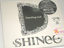 SHINee DAZZLING GIRL Japan Limited Edition B 6 PHOTO CARDs 1 Trading Card #A6