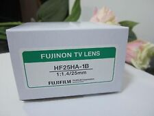 FUJINON TV 25mm f/1.4 C-Mount Lens HF25HA-1B