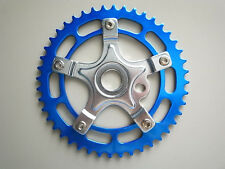 Vintage 80's NOS 44T Chainring 130 bcd old school BMX