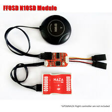 NEW FPV Flight Controller FF0SD N1OSD Module for DJI NAZA V1 V2 NAZA Lite GPS