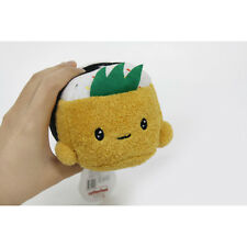 "Kawaii Japanese Anime Pillow Cute Tofu Inari Sushi Food Plush Doll Toy 4.5"" Mini"