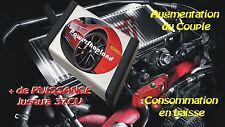 VOLVO V40 V50 V60 2.0 DIESEL Chiptuning Chip Tuning Box Boitier additionnel Puce