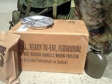 MRE Case of 12 Meals Ready to Eat  Genuine Mil Spec, Same Day Shipping