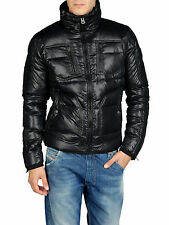 DIESEL WIDOL BLACK DOWN JACKET SIZE S 100% AUTHENTIC