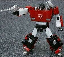 Transformers Masterpiece MP-12 Sideswipe Lambor Reissue (Takara) With Coin MISB