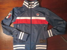 Fila World Collection Limited Edition Italia Track Jacket Size S/P