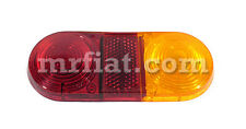 Volvo P1800 Amber Red Tail Light Lens New