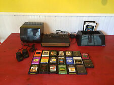 Vintage Atari 2600 Video Game System Lot