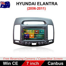 "7"" Car DVD GPS Multimedia Player Navigation for HYUNDAI ELANTRA Model:2006-2011"