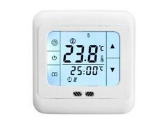 Digital Raumtemperaturregler Raumthermostat 110-230V Fußbodenheizung Thermostate