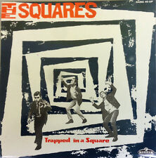 The Squares - Trapped In A Square LP NEW Hangman's Daughter Records