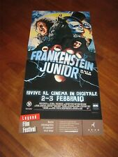 LOCANDINA,FRANKENSTEIN JUNIOR,Gene Wilder Boyle Feldman Mel Brooks