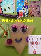 14 Teile Restposten Sonderposten Flohmarkt Kinder Modeschmuck Kette Armband NEU