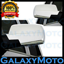 14-16 GMC Sierra 1500 Triple Chrome plated FULL Mirror Cover 1x Pair 2016 2015