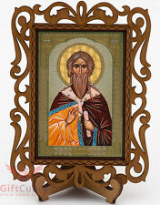 Prophet Elijah Икона Пророк Илия Orthodox Wooden Icon