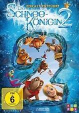 """DVD """"Die Schneekönigin 2 - Eiskalt entführt"""" (2015)"""