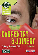 Level 2 NVQ/SVQ Diploma Carpentry and Joinery Training Resource Disk (Carpentry