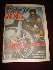 NME 1989 SEPT 23 NEW ORDER CULT JOY DIVISION INNER CITY BOB DYLAN KINKS MENSCH