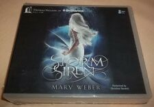 Storm Siren by Mary Weber (8-CDs, 2014, Unabridged) New Unopened