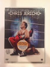 WWE: Breaking the Code - Behind the Walls of Chris Jericho (DVD,2010,3-Disc)NEW