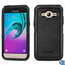 New OEM Otterbox Commuter Series Black Shell Case for Samsung Galaxy J3 V