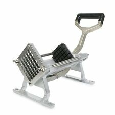"""French Fry Cutter 1/2"""" Blade Stainless Steel Potato Vegetable Slicer Mountable"""