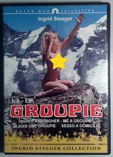 GROUPIE SESSO A DOMICILIO - Dietrich DVD Erotico Ingrid Steeger