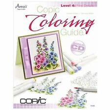 Copic Coloring Guide Level 4: Fine Details, Walker, Marianne, Schaan, Colleen, N