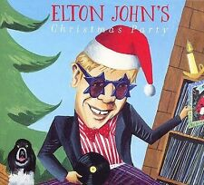 Elton John's Christmas Party by Elton John (CD, Oct-2006, Hip-O) / 15 SONGS CD
