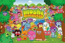 Moshi Monsters : Landscape - Maxi Poster 61cm x 91.5cm (new & sealed)