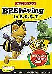 Max Lucado's -Hermie and Friends- BEEhaving Is B-E-S-T (DVD, Brand new)