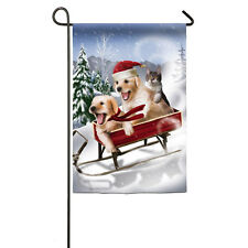Need for Speed Dog & Cat Decorative Garden Flag