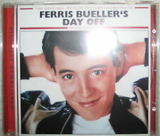 CD Ferris Bueller's Day OFF SOUNDTRACK Dream Academy Sigue Sputnik The Beat Zapp