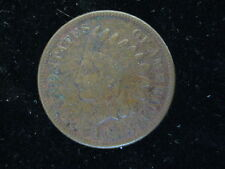 1885 US INDIAN HEAD SMALL CENT ONE CENT COIN