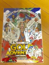 ONE PIECE ANIME FILM GOLD Japan Limited Clear File Luffy A4 Folder