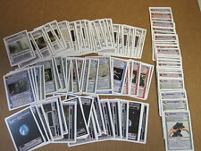 Star Wars CCG Set of 37 Light Side Common White Border Cards, Premiere, Mint
